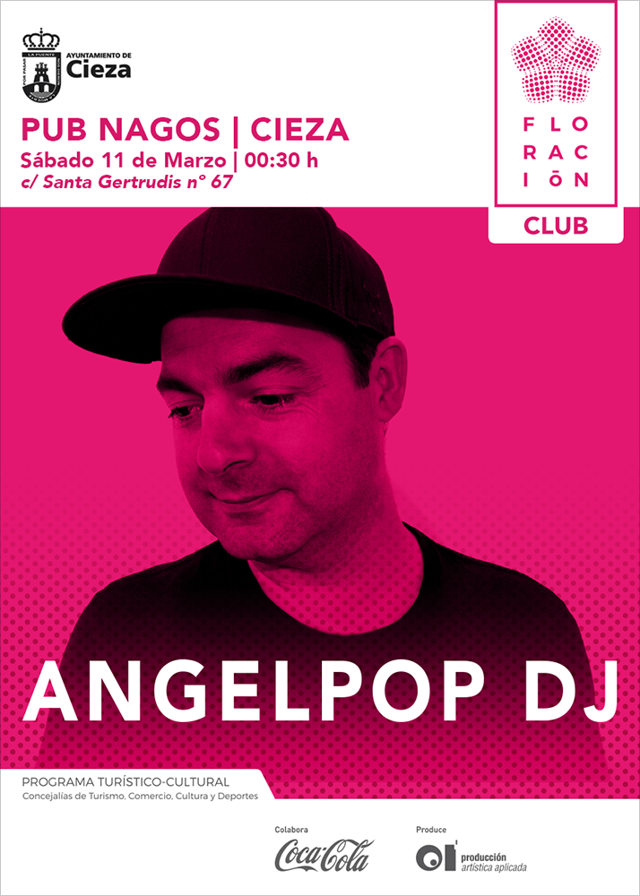 Angel Pop · Cieza Festival
