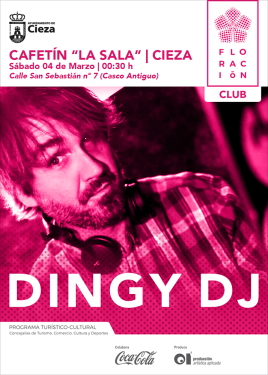 Dingy DJ · Cieza Festival
