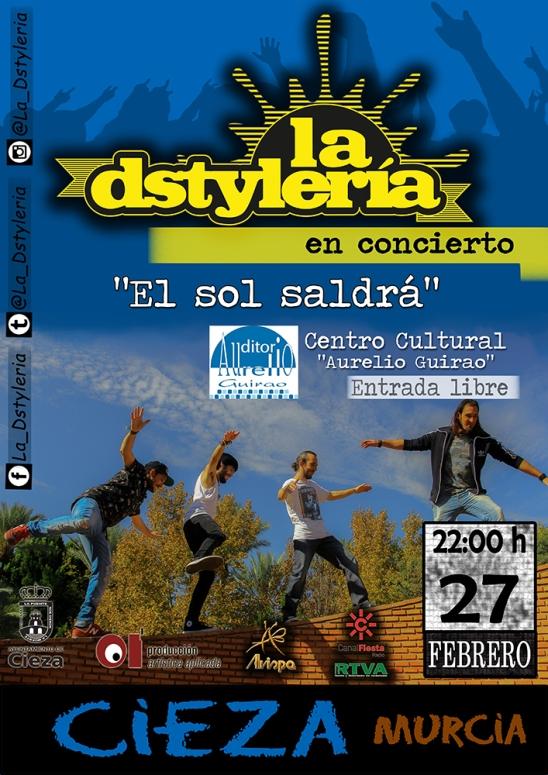 La Dstylería · Cieza Festival