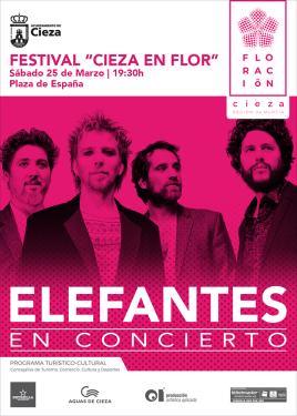 Elefantes · Cieza Festival