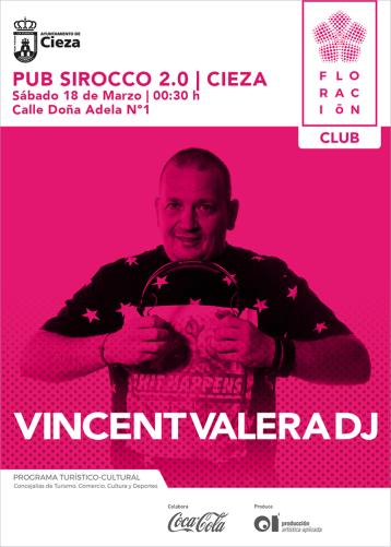 Vincent Valera DJ · Cieza Festival
