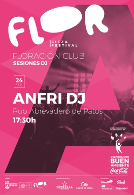 Anfri DJ· Cieza Festival