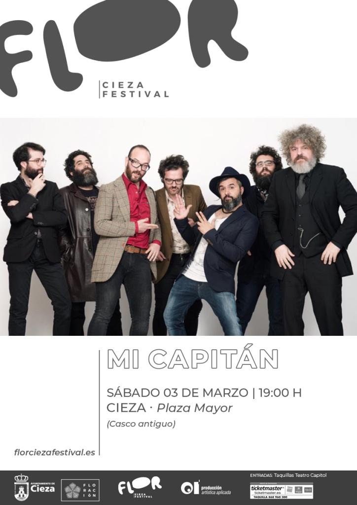 Mi Capitán · Cieza Festival