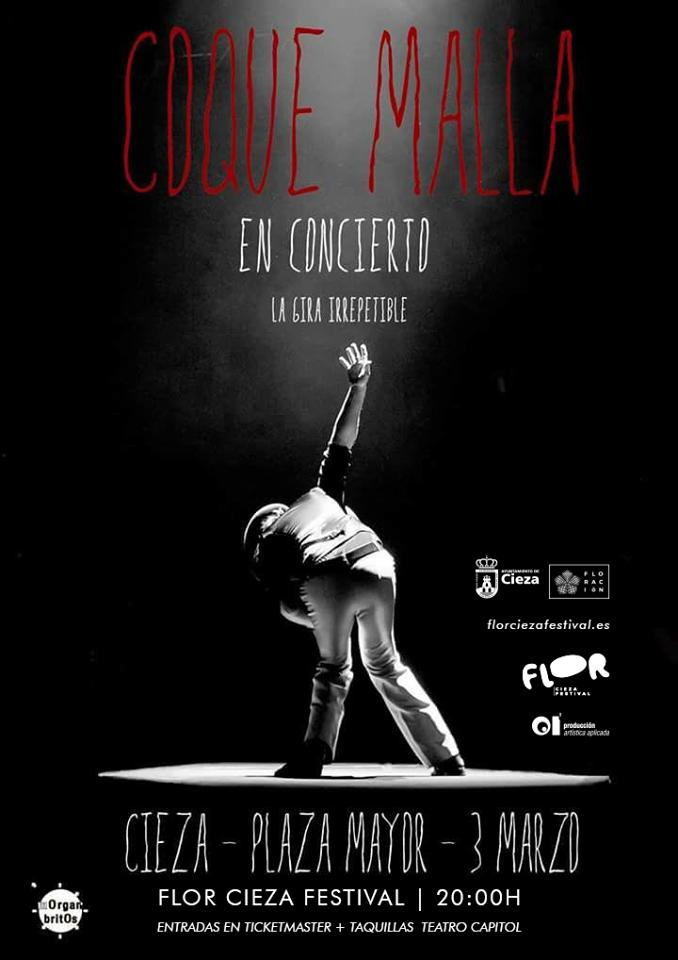 Coque Malla · Cieza Festival