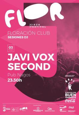 Javi Vox · Second · Cieza Festival