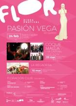 Pasión Vega · Cieza Festival