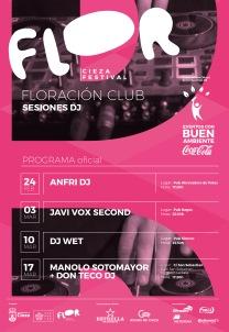 Floración Club · Cieza Festival