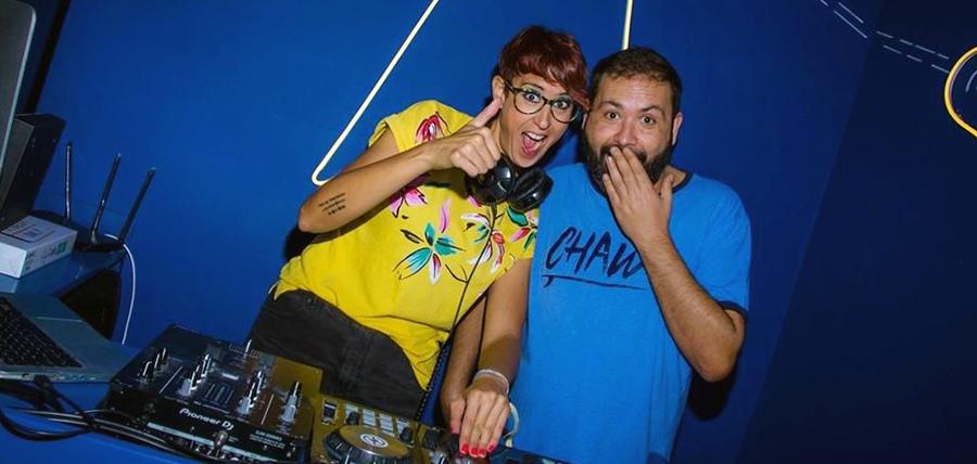SRA.TARDE DJ ·  FLORACIÓN CLUB | Sesiones DJ´S